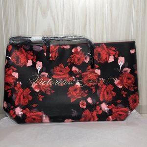 Victoria's Secret Rose Tote